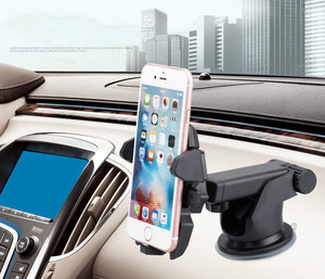 360 Rotating Universal phone holder Car Mount Cellphone Stand