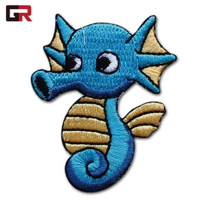 Custom 3D Embroidery Patches Badge Logo Hand Embroidery Patch Design Embroidery