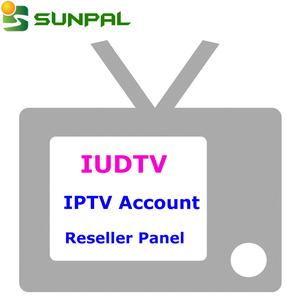 Europe IPTV IUDTV Code 1 Year IUDTV Account Abonnement with Spanish UK  Italia France Channels 24h Free Test Code Hot Sale IPTV