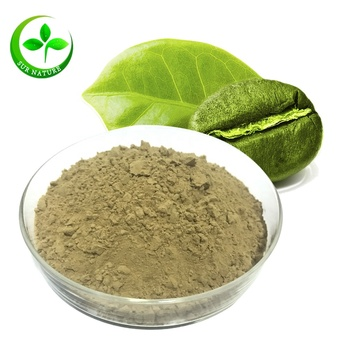 Hot Sale Green Coffee Bean Extract Powder Buy Green Coffee Bean