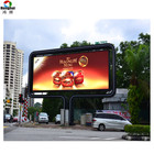 4k large TV P8 Outdoor module video wall hd full color led display billboard