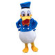 Manlian Cartoon advertising cartoon movie character plush advertising duck mascot costumes for adults