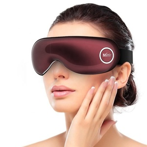Wireless Intelligent Air pressure Vibration Eye Care Massager Beauty & Relax with mp3 Display eye bags