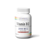 Lifeworth organic vitamin b12 pills