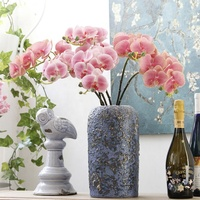 3D artificial flower decoration wedding garden domestic plastic flower inventory home decoration artificial flower wholesale