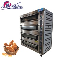 Commercial Automatic Pizza Oven Industrial Fast Food Restaurant Used Pizza Ovens For Sale
