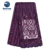 Bestway hotsale net lace fabric for African women wedding dress embroidery fabric lace with sequins and beads FL2324