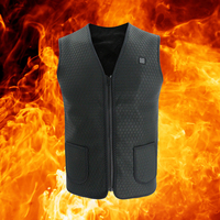 New Arrival Smart Heating Vest Mens Vest for winter warm