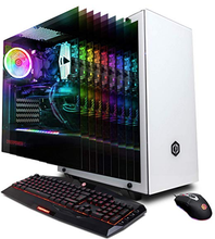 CYBERPOWERPC ゲーマーエクストリーム GXi11160CPG ゲーミング <span class=keywords><strong>Pc</strong></span> (インテル i7-9700K 3.6 Ghz の、 16 ギガバイト DDR4 、 NVIDIA GeForce rtx 2080 Ti 11 ギガバイト、 240 ギガバイトの SSD 、 2