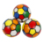China Supplier 7cm PU Toy Ball Inflatable Big Ball Beach Toy Ball