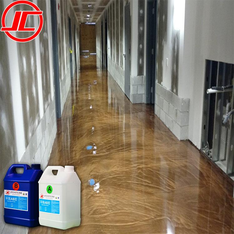 Epoxy Sealer Floor Resin