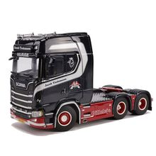 Custom Made Diecast Scania Metal Model Truck Toy
