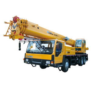 QY25K-II 25T used truck crane on sale