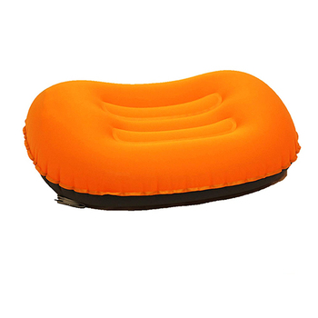 Inflating Travel Camping Pillows Comfortable Pillow for Neck Support for Camp