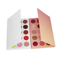 Professional Cosmetics Vendors 15 Color Matte Pigmented Makeup Eyeshadows Palette