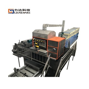 Different Diverse Type Egg Tray Machine Small Paper Egg Tray Machine Mini Egg Tray Machine Dryer Oven China Supplier