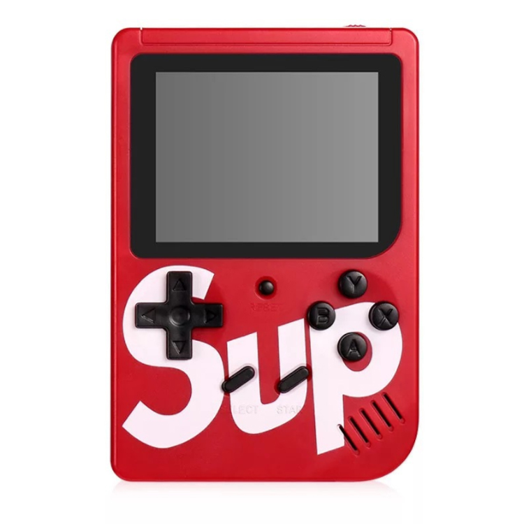 400 in 1 sup handheld player game retro tetris classic fc
