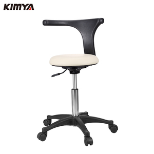 Cheap price Profession ergonomic tilt assistant dentist doctor chair saddle dental stool