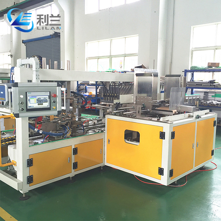 non-standard automation equipment bottle case packer Widely used in Honey