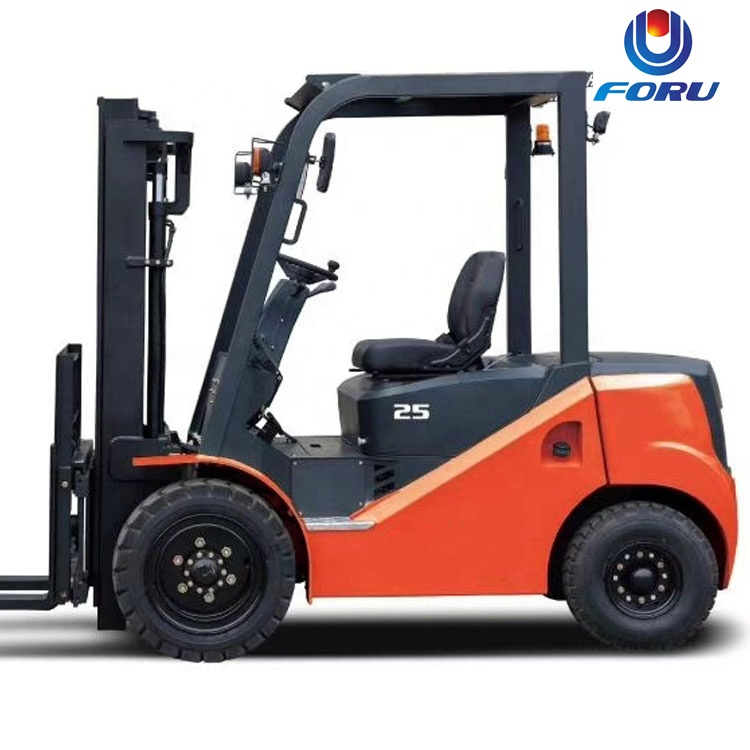 Best selling electric forklift manual forklift 2.5T 3 ton forklift truck with CE