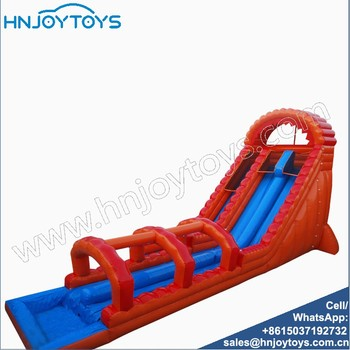 Best Selling Adult Size Inflatable Water Slide