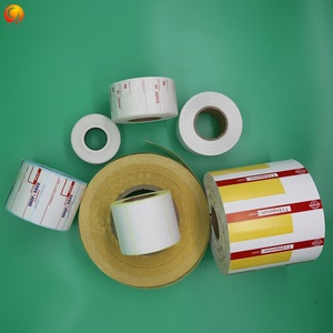 For printing industrial offset sublimation carbon jumbo self adhesive thermal paper rolls