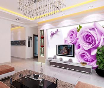 paling keren 10+ wallpaper dinding kamar ungu - joen wallpaper