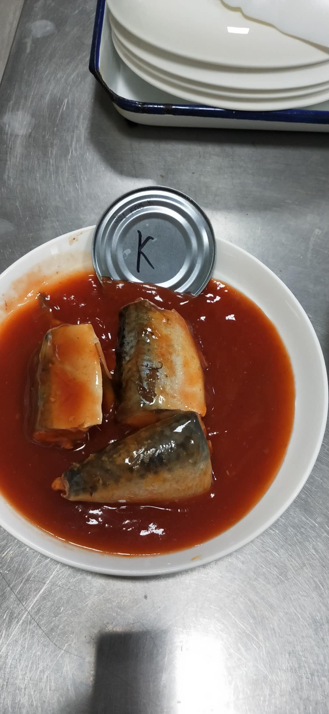 China export high quality canned mackerel fish/sardine in tomato sauce/in brine
