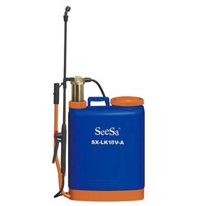 18L knapsack sprayer parts and functions corn sprayer