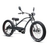 Newest Model Bikes Beach Cruiser Bike Retro TXED Electric Bicycle