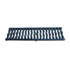 Custom grey cast iron outdoor drain grate and manhole covers