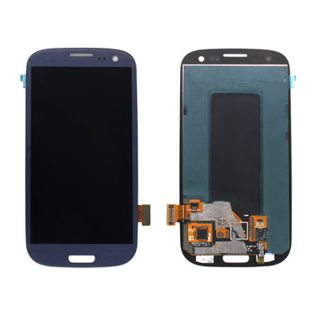 Black / White Display Digitizer LCD Touch Screen for samsung galaxy s3 mini i8190