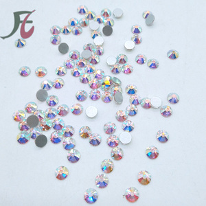 New Arrival AB SS16 Flat Back Non-hotfix Rhinestones with Hign Quality