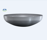 good -seller stainless steel tank dishes end cap Hemispherical Ellipsoidal conical Dished Head
