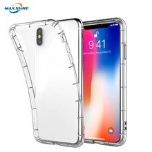 Para o iphone xs max caso à prova de choque TPU caso Claro Fino para iphone xs <span class=keywords><strong>xr</strong></span>, para iphone caso xs max eco friendly