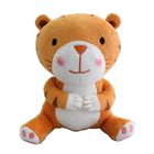 Cute Children Gift Soft Stuffed Animal Plush Tiger Toys For Kids custom animal