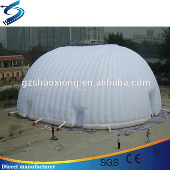 Groothandel Gemakkelijk Set Up Opblaasbare Iglo Tent