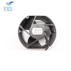 EFB1524VHG size170*170*50mm 24V 1.70A Inverter waterproof fan ventilation fan