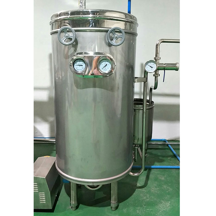 Htst दूध pasteurizer