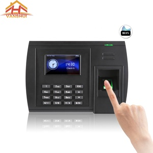 Biometric Fingerprint Time Attendance Device with WIFI Communication