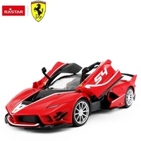 RASTAR Ferrari body 4x4 high speed electronic toys rc cars