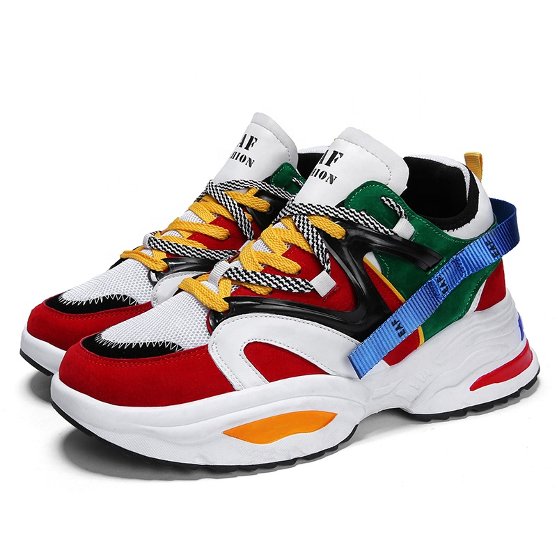 2019 Hot Sale Clunky Sneakers For Men