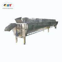 cooler for poultry meat. Spiral Precooling PreChilling Machine For Poultry Slaughtering