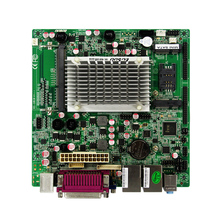 Fabrik preis <span class=keywords><strong>Intel</strong></span> J1800 dual core desktop pc mainboard 2 lan port fanless industrie mini itx motherboard