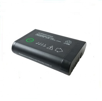 pdm module mini dash patient monitor replacement battery 11.1v 2600mah lithium ion battery