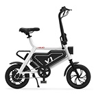 Original mijia Electric Bike HIMO V 1 electric power portable smart folding 12inch bike lithium battery EBIKE urban Mi Bike