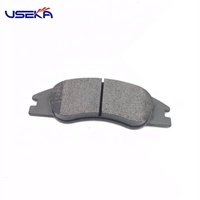 Hot Sale Ceramic Car Brake pad For KlA OEM 58101-2FA21/ 58101-2FA20/ 58101-2FA10/ SP1167