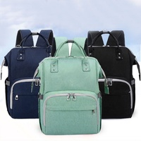 New Designs Multifunction Mummy Diaper Bag School Travel Using Manufacturer China Custom LOGO Oem Backpack