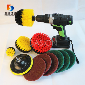 Drill Brush Household Cleaning Brush Drill Brush Attachments