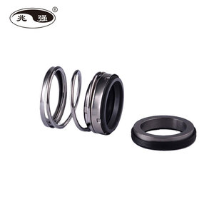 Mechanical seal for high temperature hot oil pump